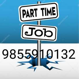 Weekend part time opportunity for all freshers,working people and home