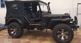 Toyota splinter modified jeep
