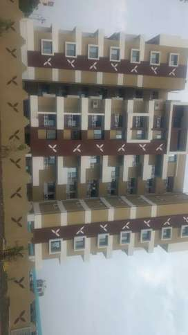 Ready possession 2 BHK Flats. Pushpak Colony, Ahead of Ganesh Colony