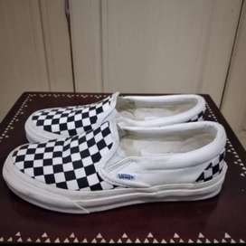 Vans Checkerboard Slipon OG
