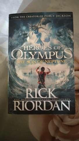 Heroes of Olympus : Son of Neptune. Part 2 by Rick Riordan