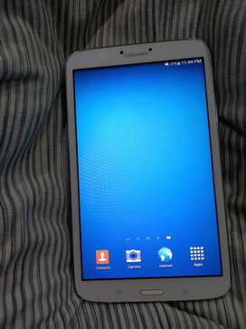 Used tablet condition A one hai plus original charger