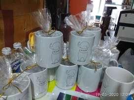 Souvenir Gelas Mug di Kota Malang