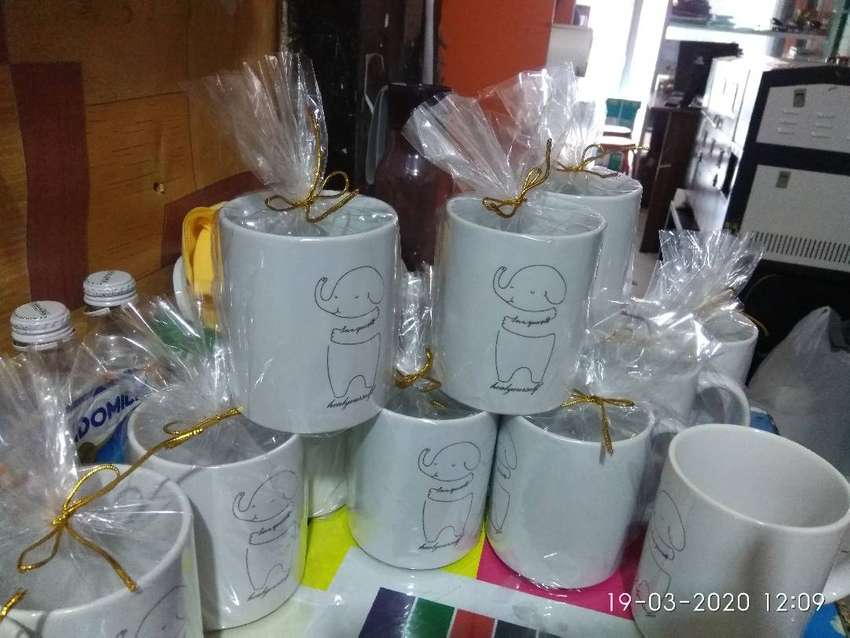 Souvenir Gelas Mug di Kota Malang 0