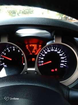 Nissan Juke 2012 Bensin jual nego
