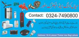 Ac service Electrician Available In Lock-down days