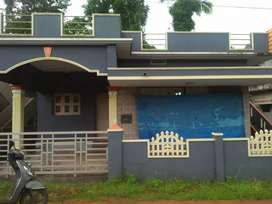 2bhk brand new house in shanthekatte