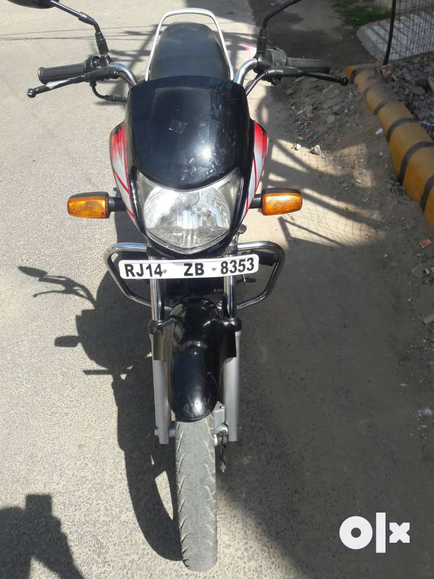 Good Condition Hero Hf deluxEco with Warranty    8353 Jaipur 0