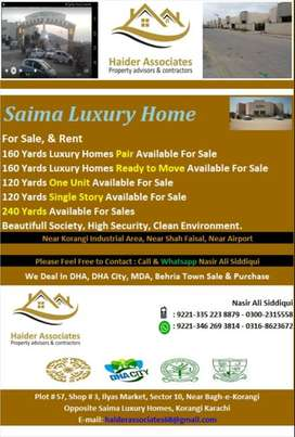 120 YARD AVAILABLE FOR RENT IN SAIMA LUXURY