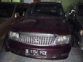 Toyota kijang tipe LX bensin 2003