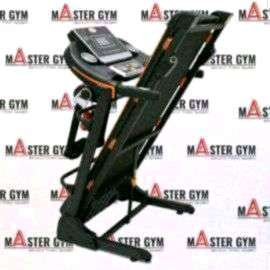 Master Alat Fitness Treadmill Sepeda Statis Home Gym | MG #7108