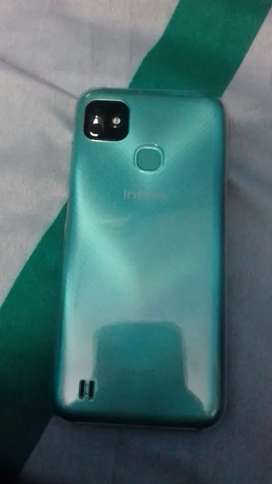 Infinix ka mobile two days old