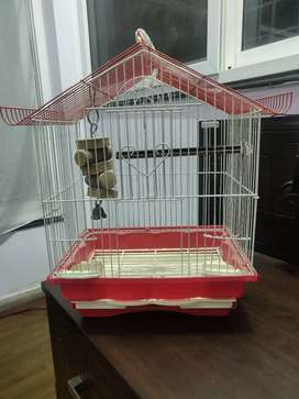Bird Cage- Suitable for 2
