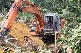 Excavator HITACHI 210F