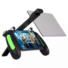 Gamepad Double Mirror Mobile Phone Screen Amplifier Support PUBG