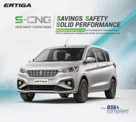 Maruti Suzuki Ertiga 2021 CNG & Hybrid