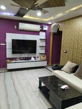 Fully furnished flat on main road naya ganj