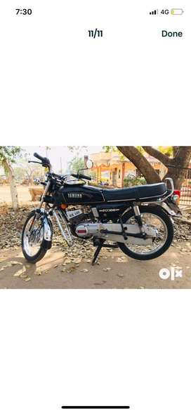 Yamaha rx100 origional untouched engine restored all new parts