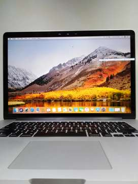 MacBook Pro 2015 core i5 2.9 ghz processor, 16 gb ram, 256 gb ssd