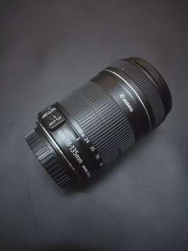Canon 18 135mm IS
