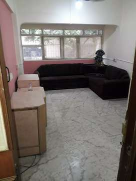 A decent 2bhk fully furnished flat for rent in malad West