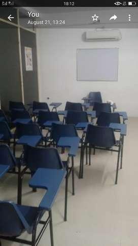 Class room available for teachers