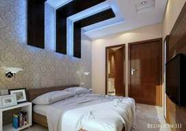 3bhk flat fully furnished near Airport road