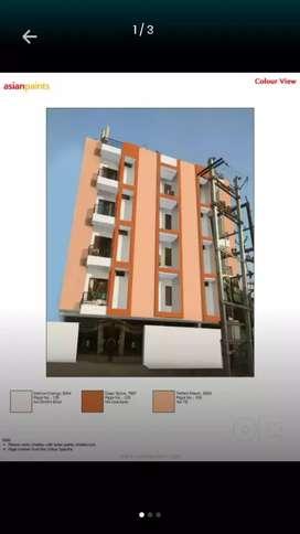 A flat for sale in jivan Jyoti colony Satna