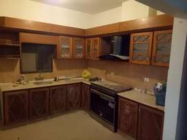 Defence 3bedrooms Full Floor Bungalow Facing Available In Bukhari Com