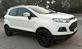 Ford Ecosport EcoSport Ambiente 1.5 Ti VCT Manual, 2013, Diesel