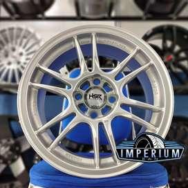 Velg racing mobil ring 15 bisa cash /credit