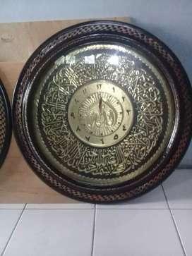 Jam Kaligrafi ukuran jumbo 75 x75
