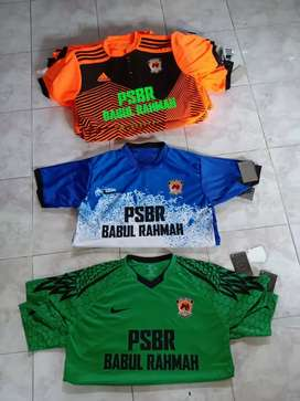 Baju futsal dan Baju bola Medan
