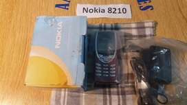 Nokia 8210 imported from USA antique old is gold vintage