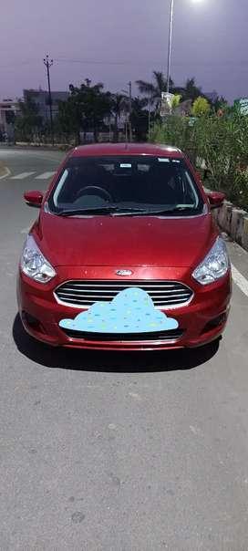 Ford Figo Aspire 2016 Petrol 77526 Km Driven