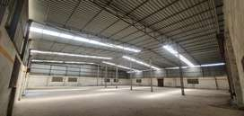 Rent: 11000 sqft shed for godown or factory /price negotiable
