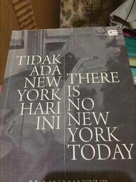 Tiada New york Hari ini (Sastra)