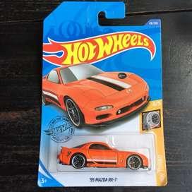 Hot wheels / hotwheels Mazda RX-7 2020