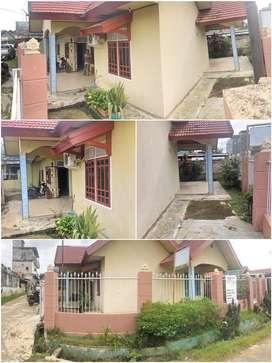 Rumah full fasilitas disewakan