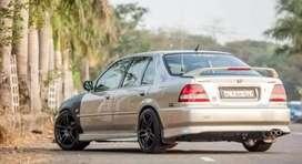 Honda City spoiler type 2( vtec )
