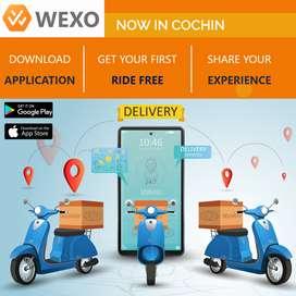 2 Wheeler Delivery Executive