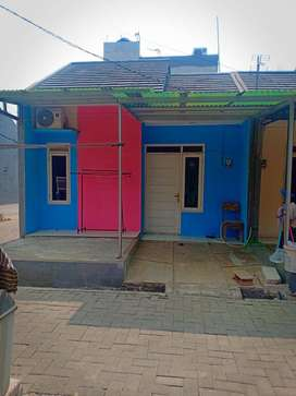 Rumah Minimalis 1 Lantai, Lokasi Kramatjati Jakarta Timur