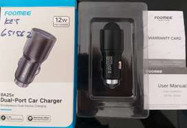 FAST Charger 2 Soket 2,4 A.