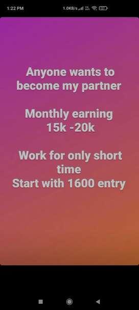 Earn daily 2k-3k money