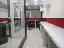 Furnished office in Astra tower