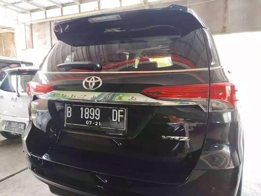 Toyota Fortuner VRZ Automatic 2016 Bisa Cash atau Credit DP Murah 0