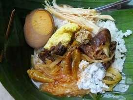 Dibutuhkan Tenaga Penjual Nasi Liwet