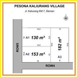 Kapling Tanah Area Perumahan Jakal Km 7, Siteplan Rapi