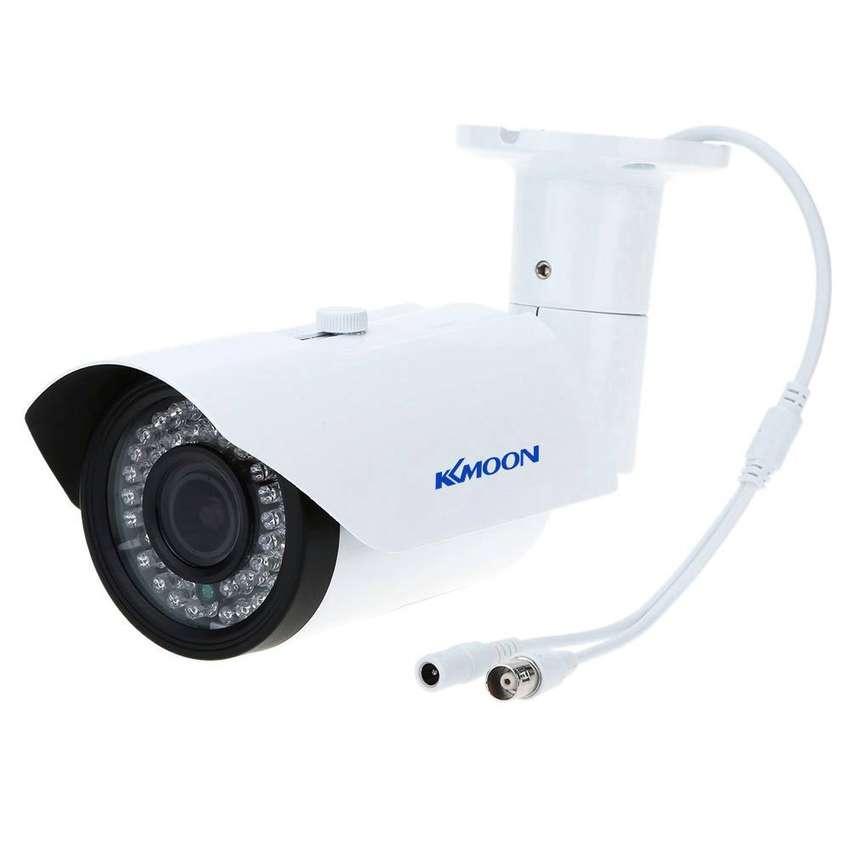 Vivan CCTV AH71D 720P H.264 Coaxial AHD Dome Camera - White 0