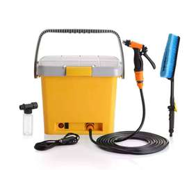 High Pressure Portable Car Washer, AC Service, Bike Service